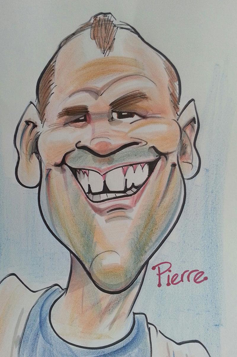 Pierre Dale