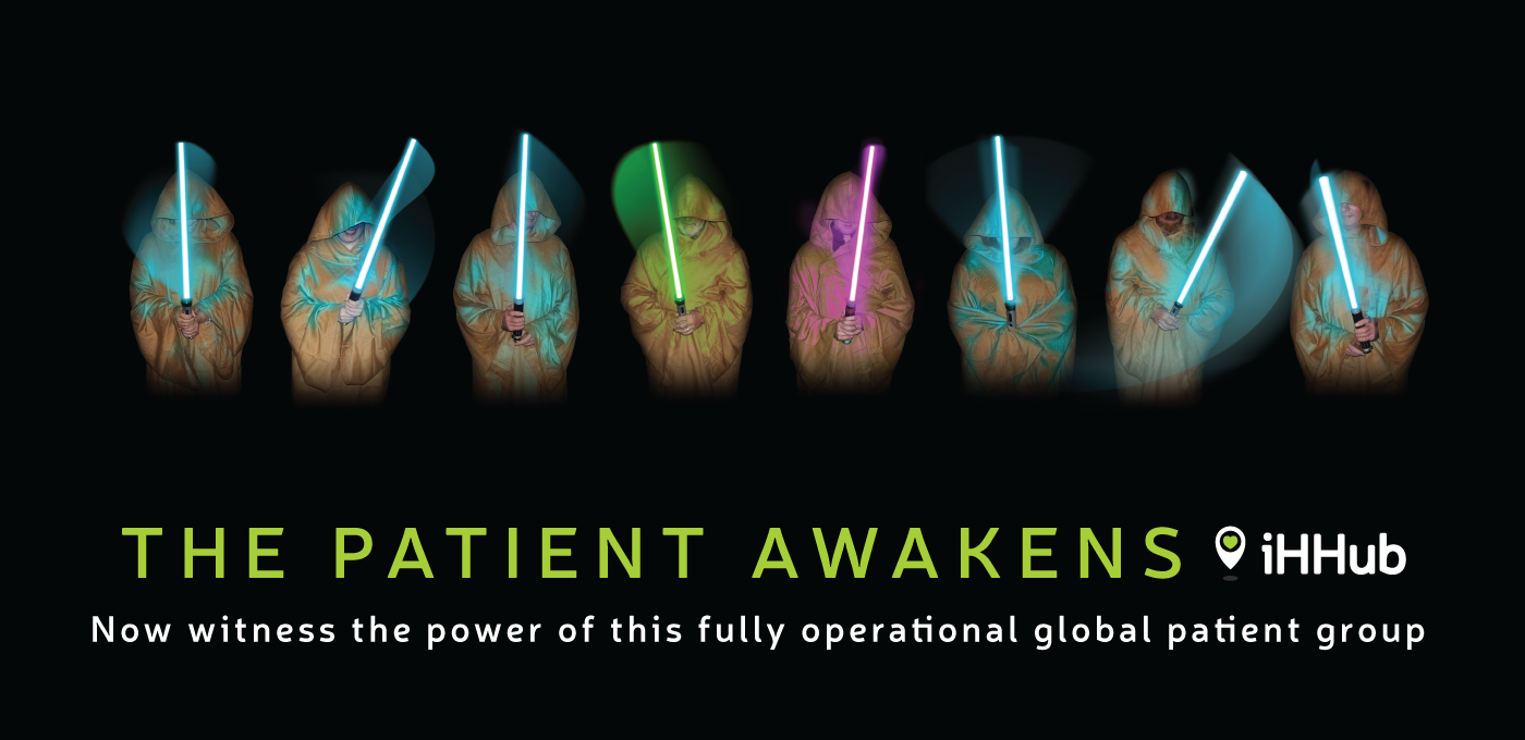 The Patient Awakens - the new global voice for heart failure patients