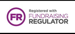 Registered with Fundraiser Regulators | Pumping Marvellous